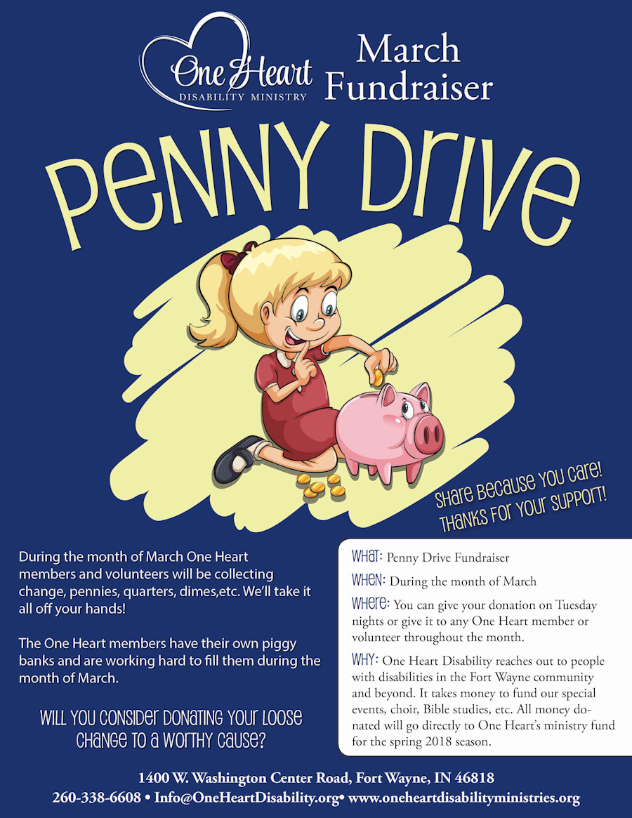 2018 Penny Drive